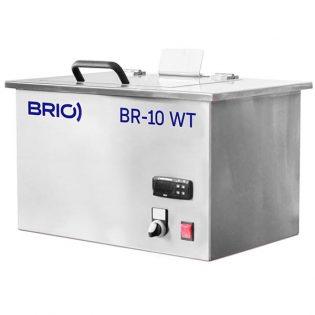 Equipo de limpieza por ultrasonidos de sobremesa BR-10 WT