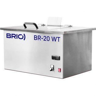 Equipo de limpieza por ultrasonidos de sobremesa BR-20 WT