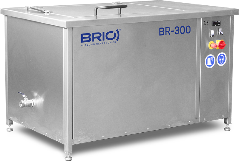BR-300-manual-ultrasonic-cleaning-equipment