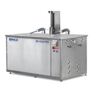 BR-5000 PRO machine de nettoyage a ultrasons