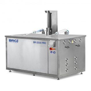 BR-2000 PRO machine de nettoyage a ultrasons