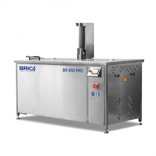 BR-650 PRO machine de nettoyage à ultrasons
