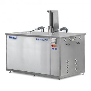 BR-7500 PRO machine de nettoyage a ultrasons