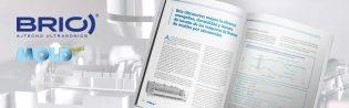Cabecera noticia BRIO en MOLD Press, publicacion limpieza moldes inyeccion