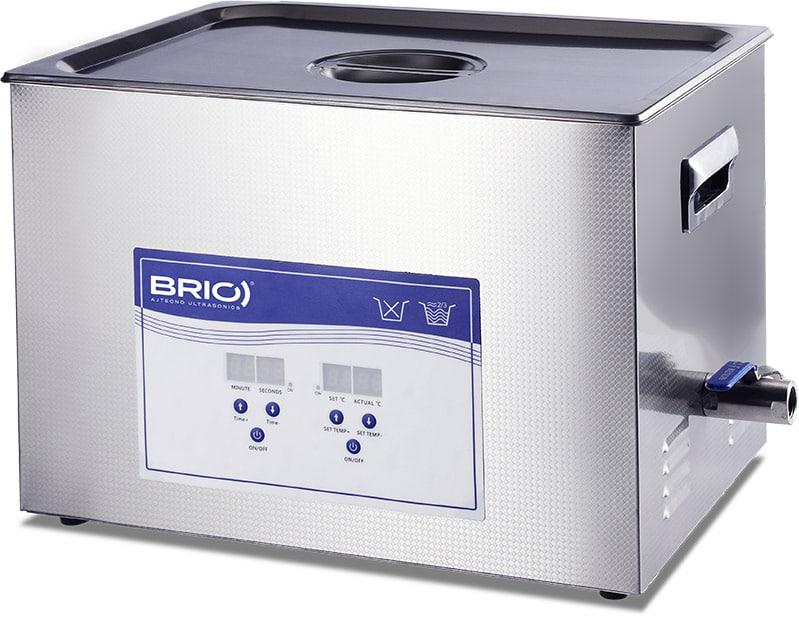 Maquina de limpieza por ultrasonidos de sobremesa para leves suciedades. Serie de laboratorio
